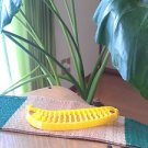 BANANA SLICER GREAT KITCHEN TOOL EASY BANANA SLICES IN ONE SECOND