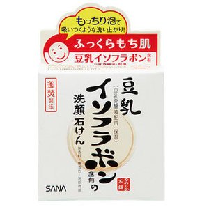 SOY MILK RICH MOISTURIZING SOAP TOKIWA  JAPAN