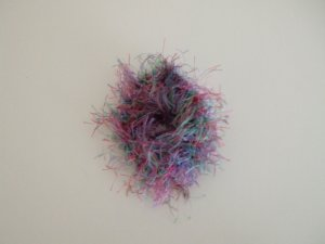 Multi-color Scrunchie