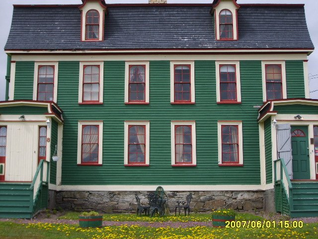 Reservations at Keneally Manor Heritage Inn (May 20 - Sept 20, 2007)