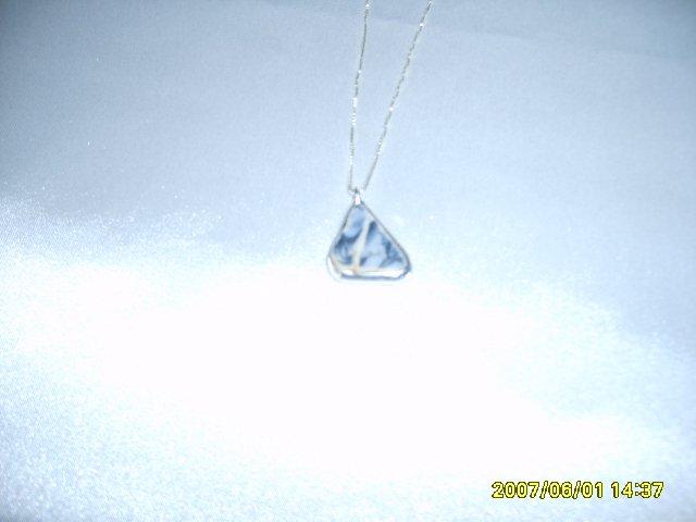 Single Pendant on S/S Chain