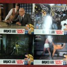 Bruce Lee Game of Death Lobby Cards Golden Harvest