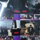 Jackie Chan, Sammo Hung, Yuen Biao Dragons Forever 飛龍猛將 Lobby Cards