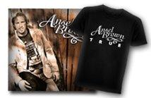 Debut Ansel Brown CD & T-Shirt (Autograph Bundle) LG