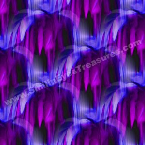 Purple Hues Abstract Art Pattern Wallpaper Background Digital File