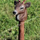 Plastic Deer Head Decoration Digital File Cute Photo 5x7