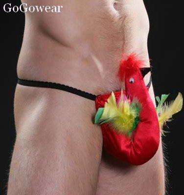 Men's *hot* Chicken-String Fun Sexy underwear (3055)                     free shipping!