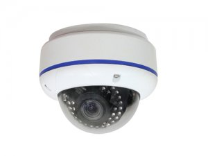 IC REALTIME EL470 SSNR II HIGH RES DAY/NT VANDAL DOME CAMERA NEW