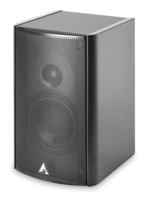 ATLANTIC 1400LRSBLK FRONT CHANNEL SPEAKER GINGLE BLACK NEW