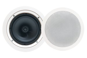 """EARTHQUAKE CM800 8""""2-WAY ROUND IN-CEILING SPKR-PR NEW"""