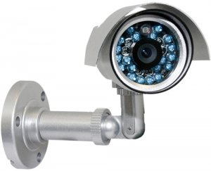 IC REALTIME ICR-150 IN/OUTDOOR 50' IR W/BUILT IN AUDIO 480TVL
