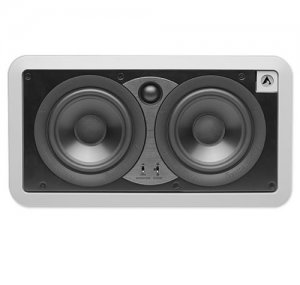 """ATLANTIC IWTS155LCRS THX DUAL 5-1/4"""" IN WALL LCR SPEAKER BRAND NEW"""