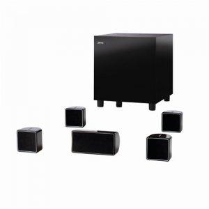 Jamo A102hcs6 200W 5.1 Surround Sound System - Black