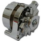 Chrome Ford High 105A Externally regulated Alternator
