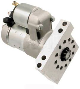 Chevy High Torque Gear Reduction Mini Starter Rotatable