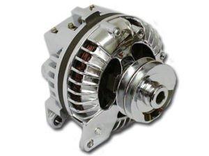 Chrysler Chrome High Amp OEM style Alternator