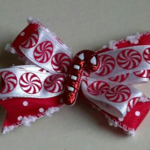 Peppermint Bow