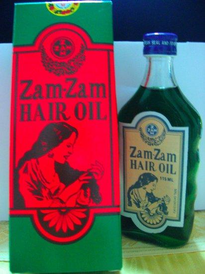 Hair Tonic (Glass Bottle)