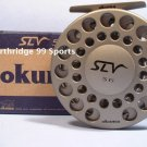 Okuma SLV 56 Aluminum Fly Reel Model Large Arbor NIB