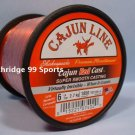 Cajun Red Lightnin Red Cast 6# 1850 yds Fishing Line