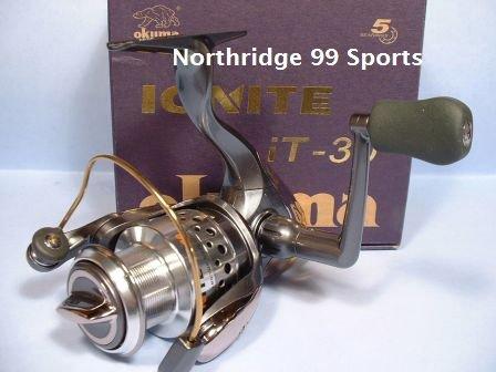 Okuma IGNITE IT30 Spinning Reel 5BB NIB