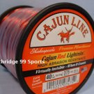 Cajun Red Lightnin 40# 375 yds Fishing Line