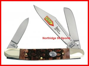 Steel Warrior Wrangler Pocket Knife SW112CROC