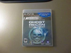 GHOST RECON Signature Edition Future Soldier