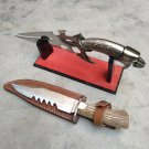 Ruby's replica demon knife + Faith Knife Jackel Knife