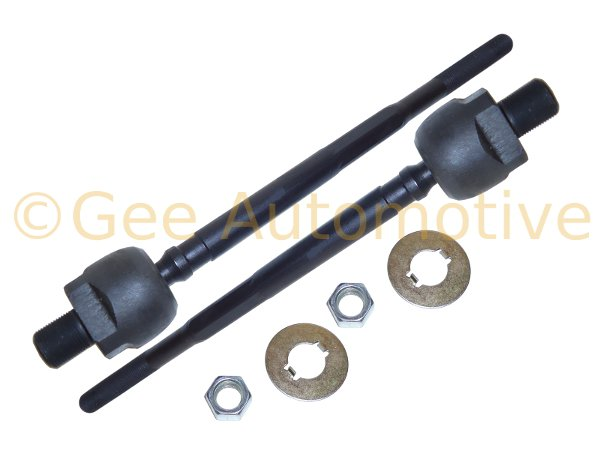 2 nissan power steering rack and pinion inner tie rod 2. Black Bedroom Furniture Sets. Home Design Ideas