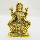Mata Lakshmi Metal Idol Statue Murti Laxmi Devi Car Dashboard Home Puja Room Decoration Gift Antique