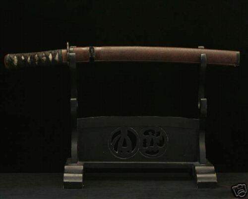 JAPANESE KOSHIRAE WITH TWO PIECE OF TSUBA