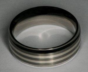 Striped ring