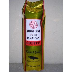 Pure Jamaican Blue Mountain Coffee blend 3 lbs