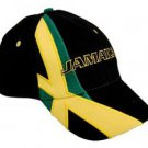 Jamaican Flag Ball Cap