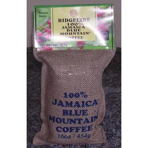 Jamaica Jamaican Blue Mountain Coffee Beans 4lbs