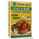 Island Spice Coat & Bake for CHICKEN w/ Extra Garlic