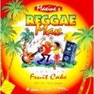 Reggae Max Jamaica Fruit Cake 5 oz (Pack of 3)