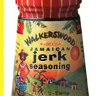 Walkeswood Caribbean Jerk Sauce Hot & Spicy 6 Pk