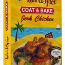Island Spice Coat & Bake Jerk Chicken Pack 0f 4