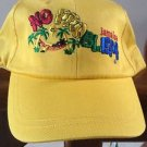 Jamaican No Problem Mon Ball Cap Yellow