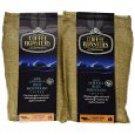 Coffee Roasters of Jamaica - 100% Jamaica Blue Mountain Whole Bean Coffee (2lbs)