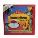 Caribbean Dreams Instant Ginger Tea 10 Sachets (Pack of 3)