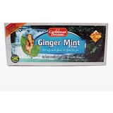 Caribbean Dreams Ginger Mint Tea, 24 tea bags (Pack of 3)