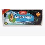 Caribbean Dreams Ginger Mint Tea, 24 tea bags (Pack of 6)