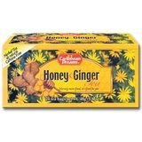 Caribbean Dreams Honey & Ginger Tea (Pack of 12)