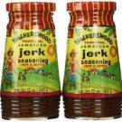Walkerswood Jamaican Jerk Seasoning Sauce (Pack of 6)