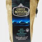 Jamaican Blue Mountain Coffee Roasters 2 lbs Whole Beans