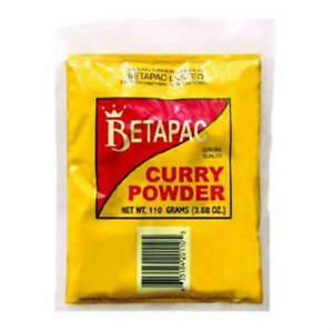 Betapac Jamaican Organic Curry Powder (Pack of 3)