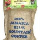 Jamaica 100% Blue Mountain Coffee beans 8 oz (FREE SHIPPING)